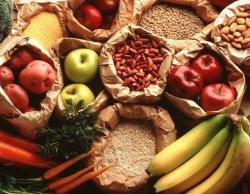 В каких продуктах содержится клетчатка?