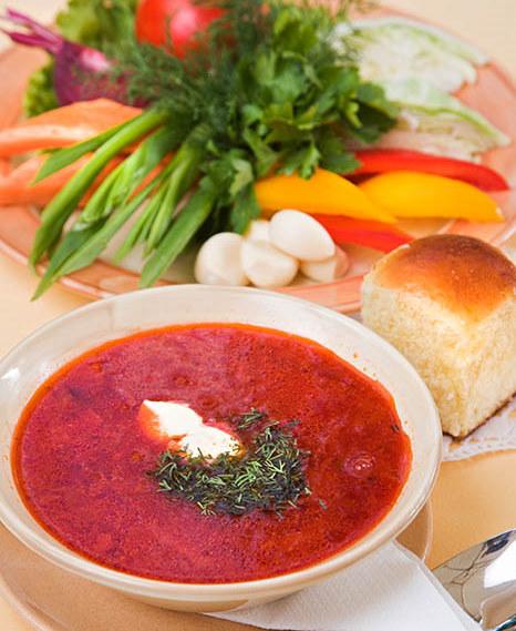 Рецепт пасты с ветчиной и грибами в сливочном соусе с фото