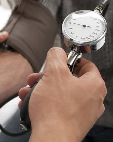 Почему держится высокое давление