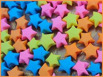 Звезда из бумаги своими руками схема