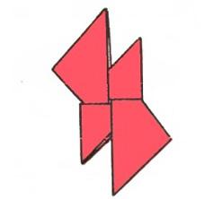 Оригами кораблик пошаговая инструкция 64