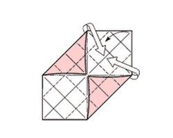 Как сделать коробочку из бумаги?