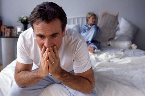 Симптомы мужского климакса