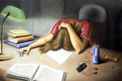 Готовимся и сдаем экзамены без переживаний и нервов