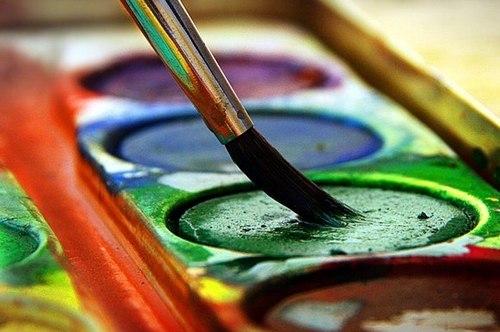 Хобби → как стать художником