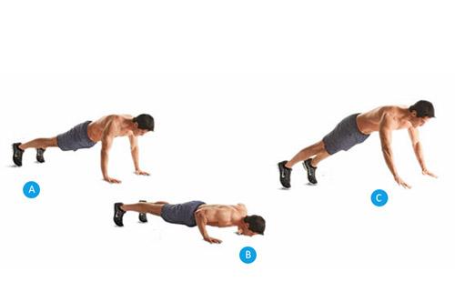 Упражнения без тренажеров в домашних условиях