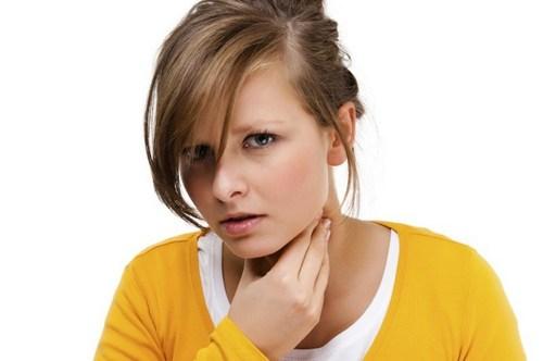 Когда сильно болит горло чем полоскать в