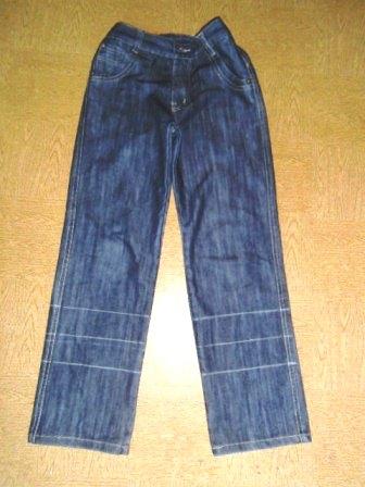 Как из джинсов сделать бриджи фото 507