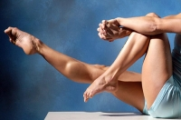 Как подсушить тело?