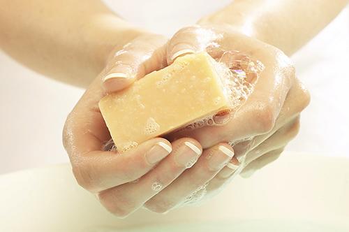 Грязное мыло своими руками