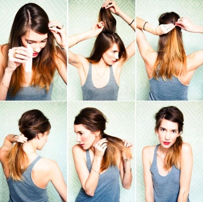 Сонник длинные волосы собранные в хвост