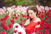 Идеи для фотосессии весной