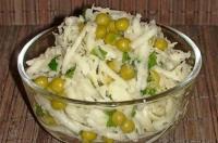 Рецепты салатов из черной редьки