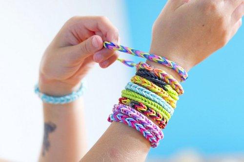 Станок для плетения из резинок своими руками