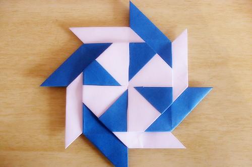 Как сделать из бумаги сулекен