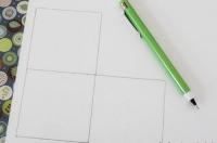 Как сделать закладку из бумаги?