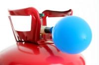 Как надуть шарик гелием в домашних условиях?